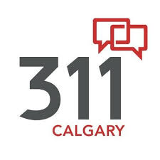 311 Calgary for general complaints and concerns