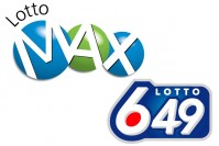 Canadian Lotteries LottoMax and 649
