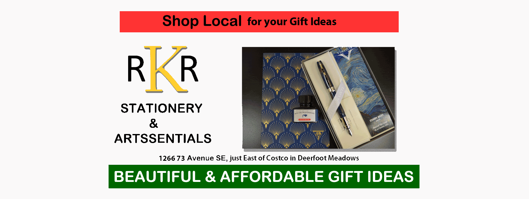 RKR Stationery