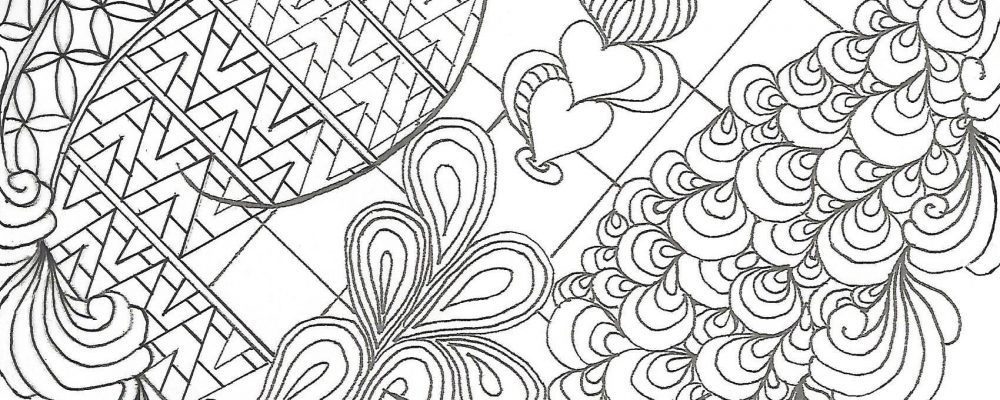 Adult Coloring for Valentine's